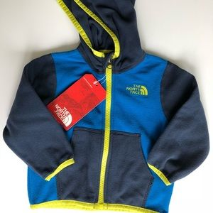 The North Face Baby fleece jacket 6-12mo NWT